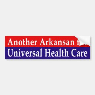 Arkansas for Universal Health Care Bumper Sticker
