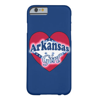 Arkansas Girl Barely There iPhone 6 Case