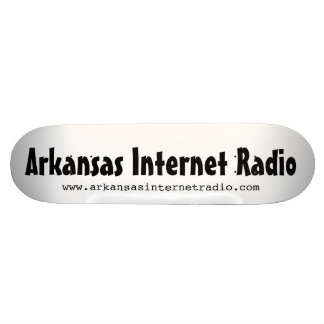 Arkansas Internet Radio - AiR Board Custom Skateboard