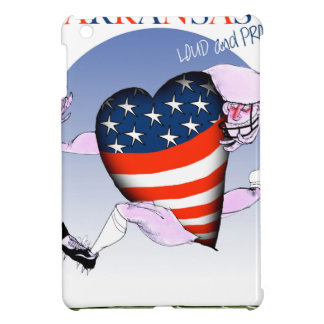 arkansas loud and proud, tony fernandes case for the iPad mini