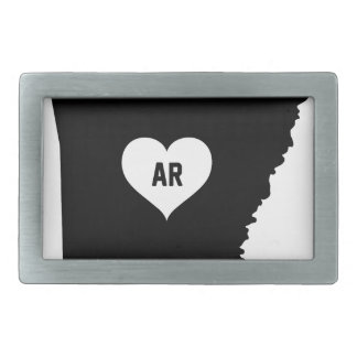 Arkansas Love Belt Buckle