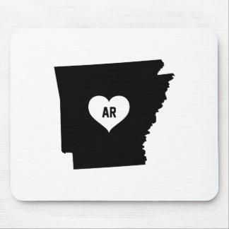 Arkansas Love Mouse Pad