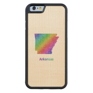 Arkansas Maple iPhone 6 Bumper