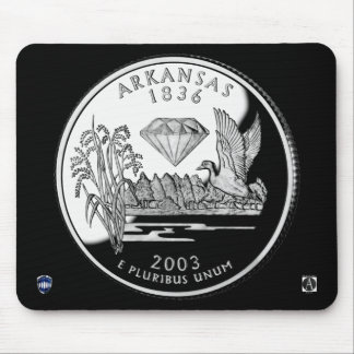 ARKANSAS MOUSE PAD