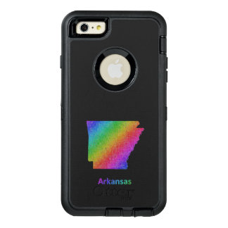 Arkansas OtterBox Defender iPhone Case