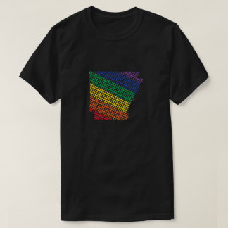 Arkansas Rainbow State T-Shirt