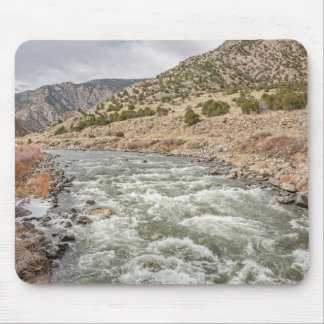 Arkansas River in Colorado Mouse Pad