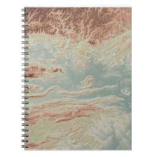 Arkansas River Valley- Classic Style Notebook