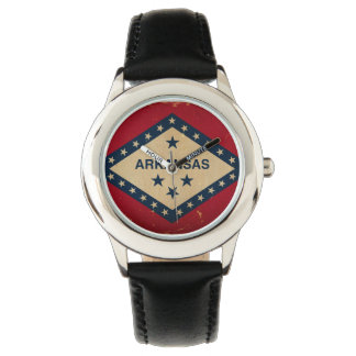 Arkansas State Flag VINTAGE.png Watch