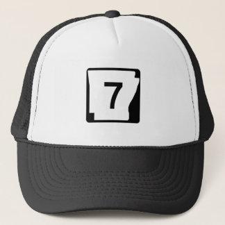 Arkansas State Route 7 Trucker Hat