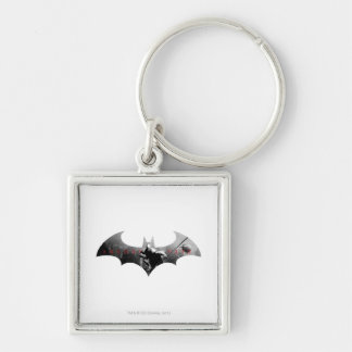 Arkham City Bat Symbol Key Chain