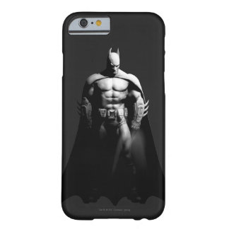 Arkham City | Batman Black and White Wide Pose Barely There iPhone 6 Case
