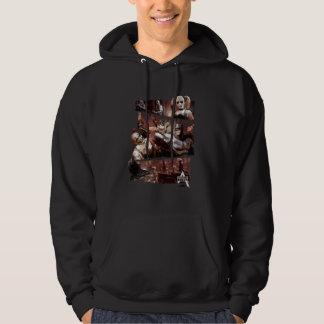 Arkham City Characters Trifold Sweatshirts