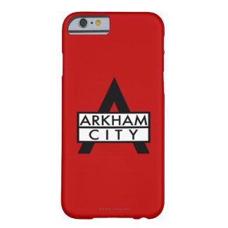 Arkham City Icon iPhone 6 Case