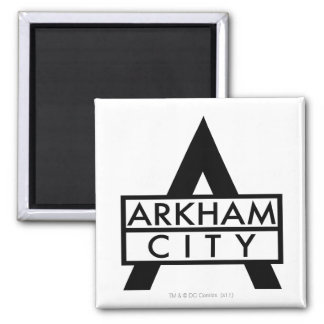 Arkham City Icon Refrigerator Magnets