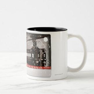 Arkham City Mass Transit Pass Coffee Mugs