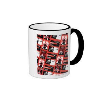 Arkham City Propaganda Pattern Mug