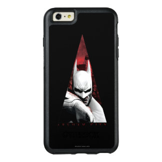 Arkham City Triangle OtterBox iPhone 6/6s Plus Case