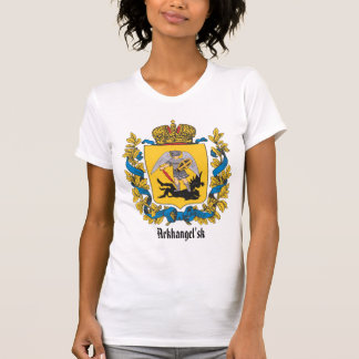 Arkhangel'sk Russia Coat of Arms T-Shirt