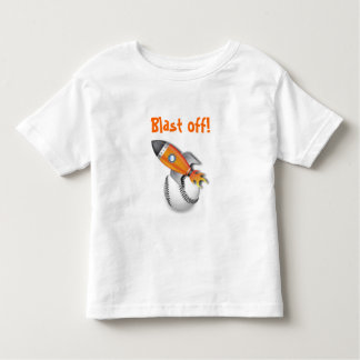 Arlington Blastball Toddler T-Shirt