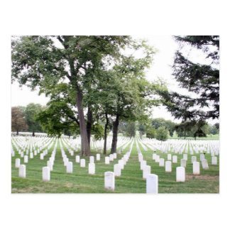 Arlington Cemetry Postcard
