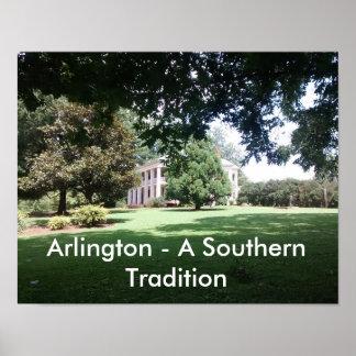 Arlington Home, 14x11 photo print