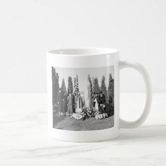 Arlington Memorial to Nurses: 1938 Coffee Mugs
