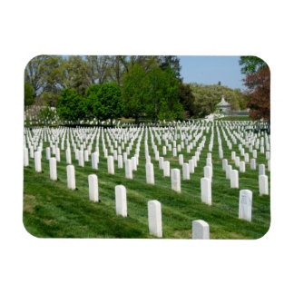 Arlington National Cemetery, Arlington, Virginia Rectangular Photo Magnet