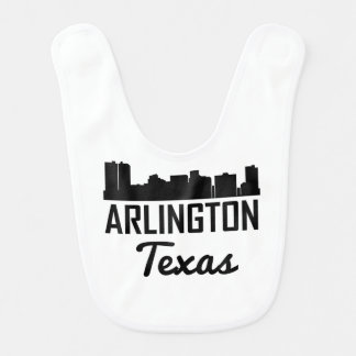 Arlington Texas Skyline Bib