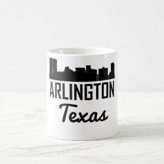 Arlington Texas Skyline Coffee Mug