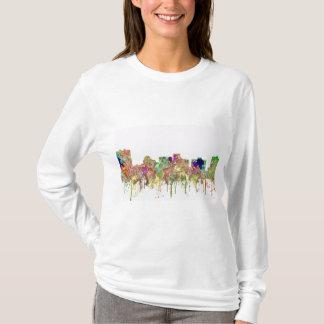 Arlington Texas Skyline SG-Faded Glory T-Shirt