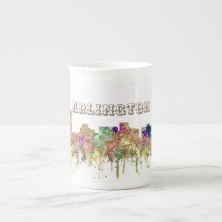 Arlington Texas Skyline SG-Faded Glory Tea Cup