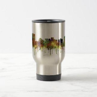 ARLINGTON TEXAS SKYLINE SG - Safari Buff - Travel Mug