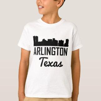 Arlington Texas Skyline T-Shirt