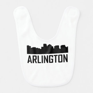 Arlington Virginia City Skyline Bib