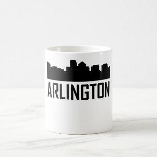 Arlington Virginia City Skyline Coffee Mug