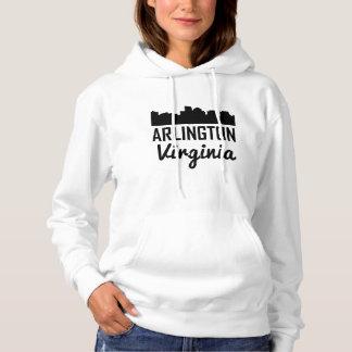 Arlington Virginia Skyline Hoodie