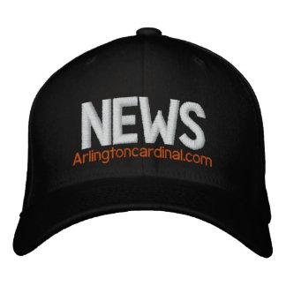 Arlingtoncardinal.com NEWS Hat Embroidered Hats