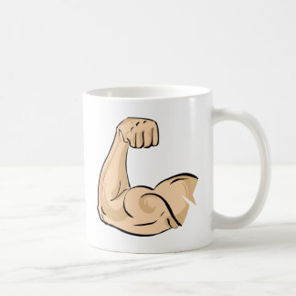 Arm Muscle Coffee Mug