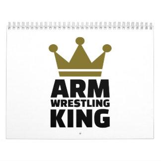 Arm wrestling king calendars