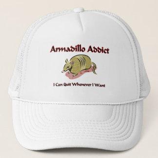 Armadillo Addict Trucker Hat