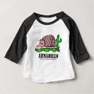 Armadillo by Lorenzo Baby T-Shirt