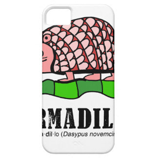 Armadillo by Lorenzo iPhone 5 Cover