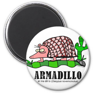 Armadillo by Lorenzo Magnet