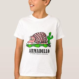 Armadillo by Lorenzo T-Shirt