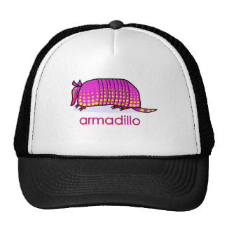 Armadillo Cap
