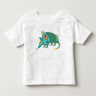 Armadillo, from the AlphaPod collection Toddler T-Shirt