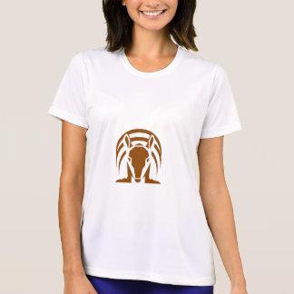 Armadillo Isolated Retro T-Shirt