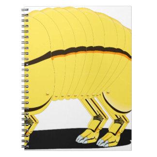 Armadillo Note Book