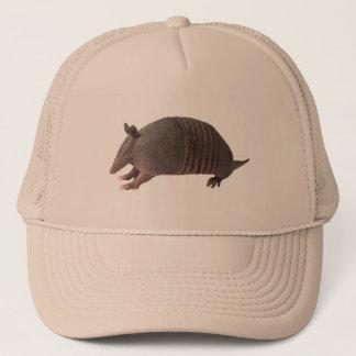 Armadillo plain trucker hat